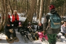 TVMHS Healthy Living and Outdoor Pursuits classes in Mt Carleton Park